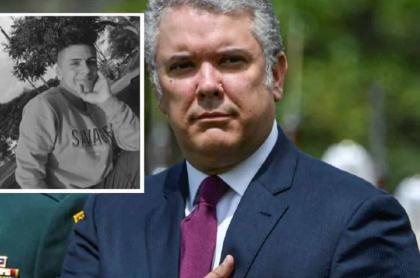 Iván Duque y el caso Dilan Cruz