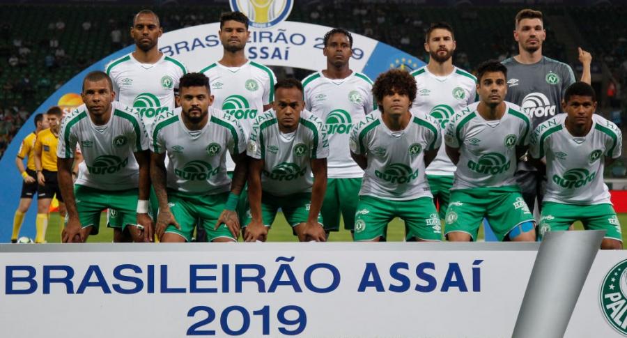 Chapecoense 2019