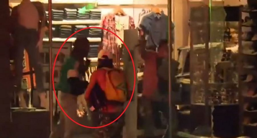 Saqueos en Bucaramanga