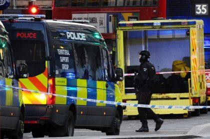 Ataque terrorista Londres
