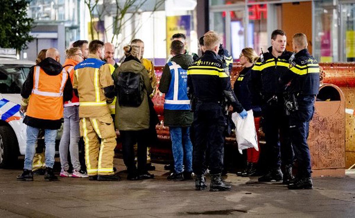 Ataque a cuchillo en La Haya