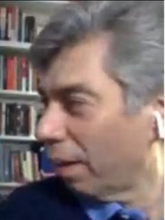 'Tata' Uribe y Daniel Coronell