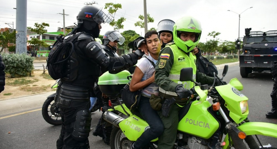 Hostigamiento a periodistas en Barranquilla