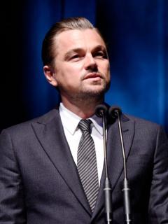 DiCaprio y Bolsonaro