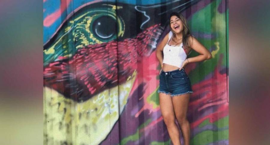Joven en Cartagena