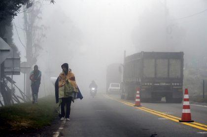 Frio en Colombia