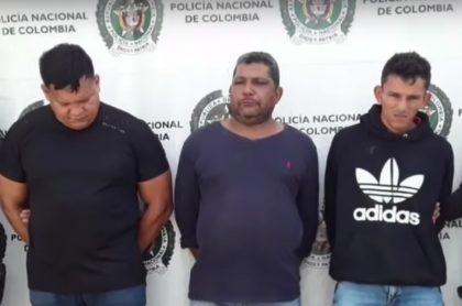 Captura a exjefe paramilitar 'el Tigre'