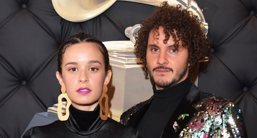 Catalina García y Santiago Prieto