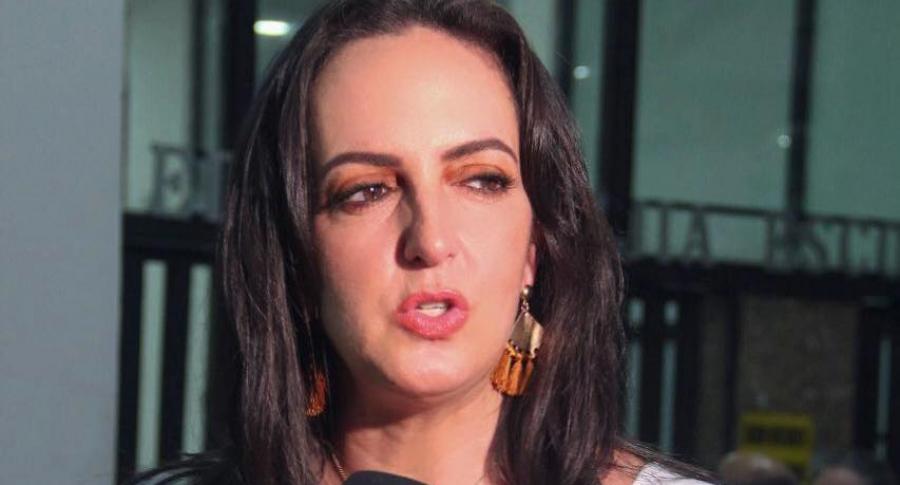 Congresista María Fernanda Cabal