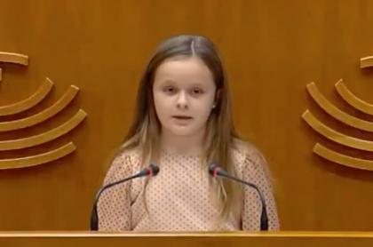 Elsa, niña transexual de 8 años