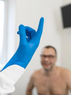 Dicha para los hombres: tacto rectal ya no sería necesario para examen de próstata