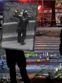 """""""Mi coronel me dice que proceda"""": grabaron a agente del Esmad que le disparó a Dilan"""