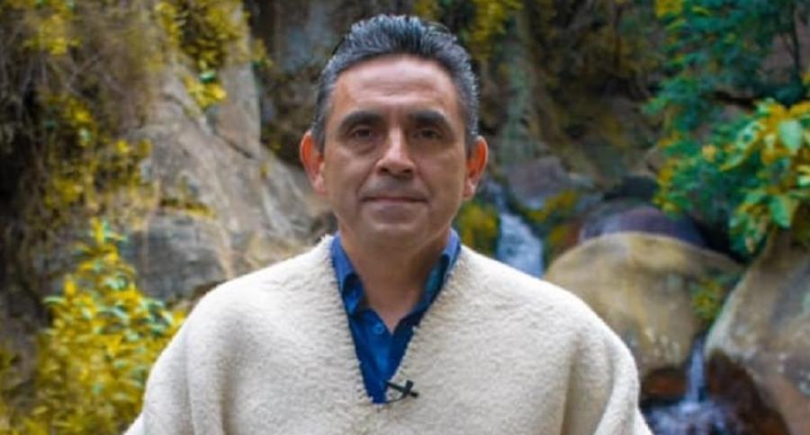 José Humberto Rodríguez, alcalde electo Sutatausa, Cundinamarca