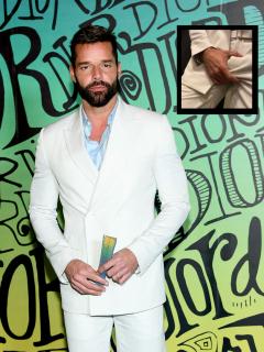 Ricky Martin alborota a sus seguidores con video en que se toca sus partes íntimas