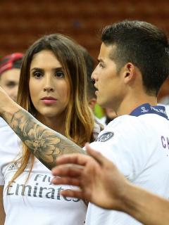 Daniela Ospina despejó duda de fan de si su hija pasará Navidad con ella o con James