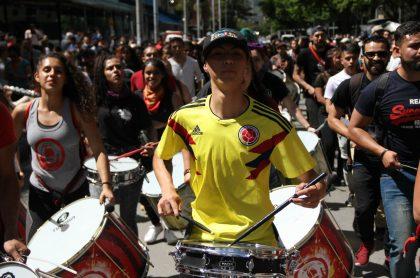 Colectivo tambores