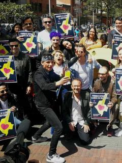 Las causas que movilizan a Adriana Lucía y otros promotores del concierto del paro