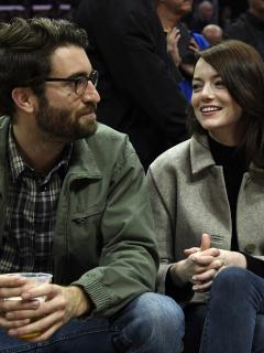 Romance de película: protagonista de 'La la land' se casa con director de cine