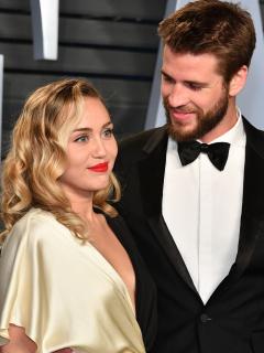 Por documentos, divorcio entre Liam Hemsworth y Miley Cyrus podría quedar en veremos