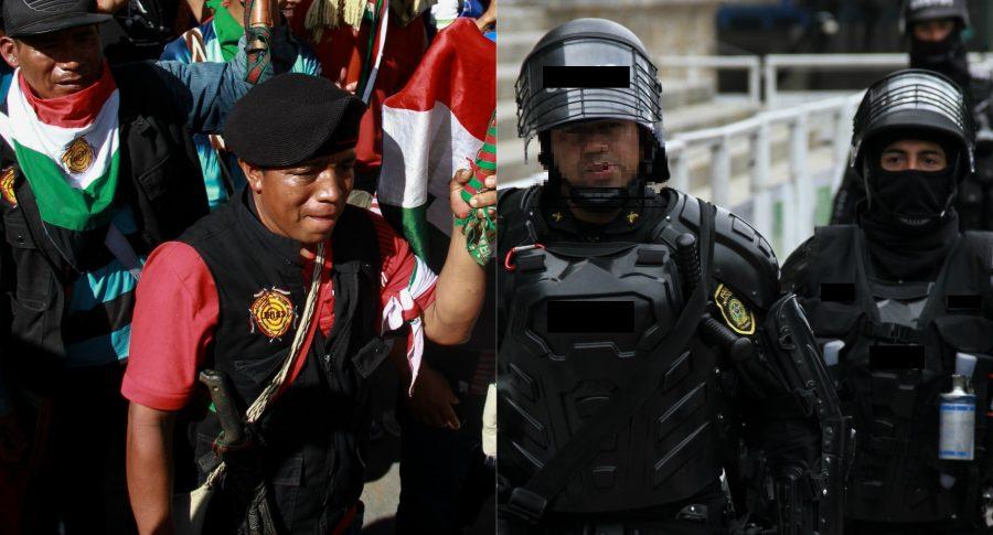 Guardia Indígena / Esmad