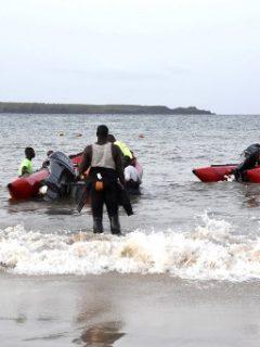 Mueren al menos 58 africanos en naufragio de barco que los transportaba a islas Canarias