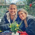 Sebastián Vega y Valentina Ochoa