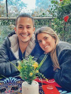 Llegará un nuevo 'baby' a familia de Sebastián Vega; así anunció la noticia el actor
