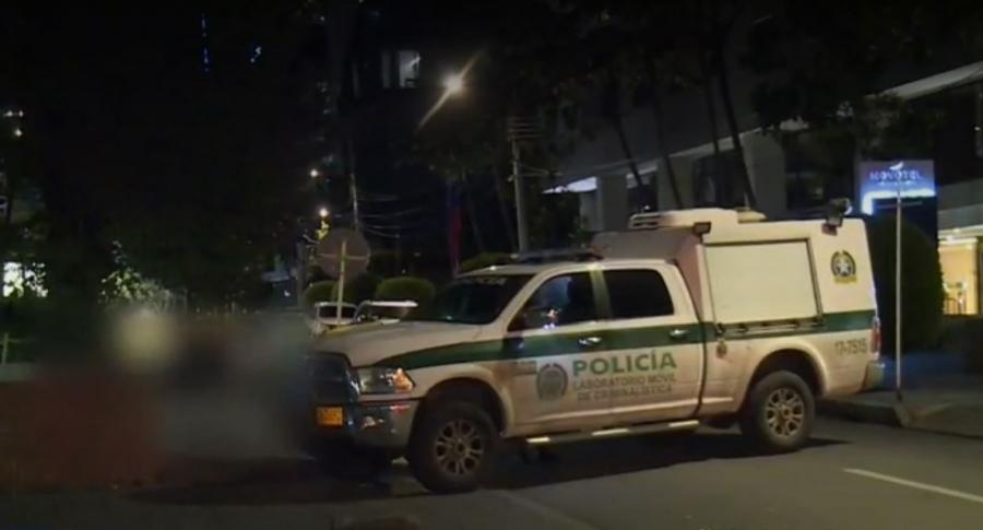 Francés asesinado en Bogotá
