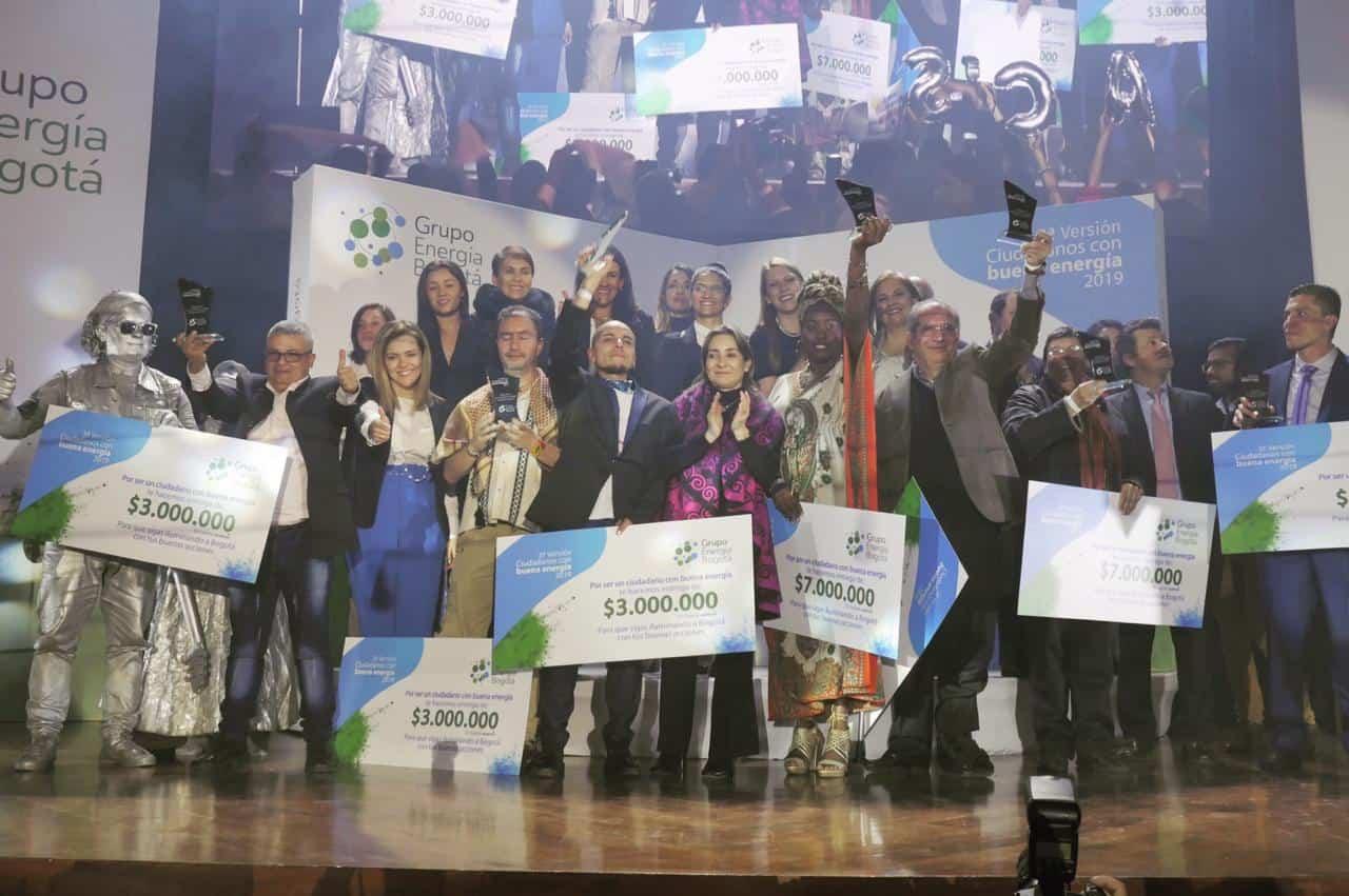 Premios Ciudadanos con Buena Energía