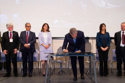 Iván Duque firma el decreto que crea el Ministerio de Ciencia, Tecnología e Innovación