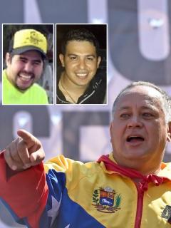 [Video] Lapsus de Diosdado Cabello demuestra que no olvida a 'narcosobrinos' de Maduro