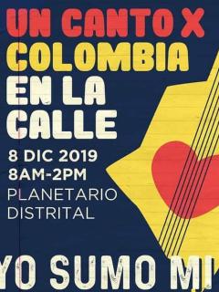 ¿Es cierto que Sayco cobrará a organizadores de 'Un canto x Colombia' en Cali?