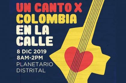 Un canto x Colombia
