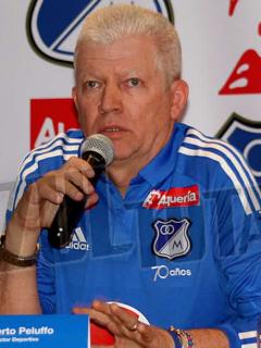 ¡Confirmado! Director deportivo Norbeto Peluffo no va más con Millonarios
