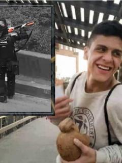 """""""El que apunta (la escopeta) soy yo"""": capitán de Esmad cuenta cómo le disparó a Dilan"""