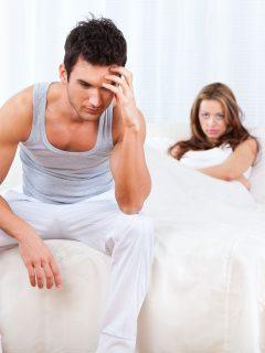 Terribles síntomas que produce la alergia al sexo... pocos hombres saben que la tienen