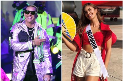 Daddy Yankee / Valeria Morales