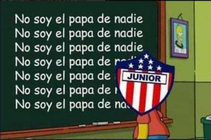 Meme Junior de Barranquilla
