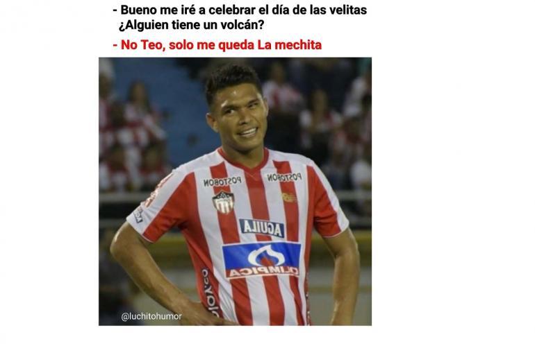Meme 'Teo' Gutiérrez