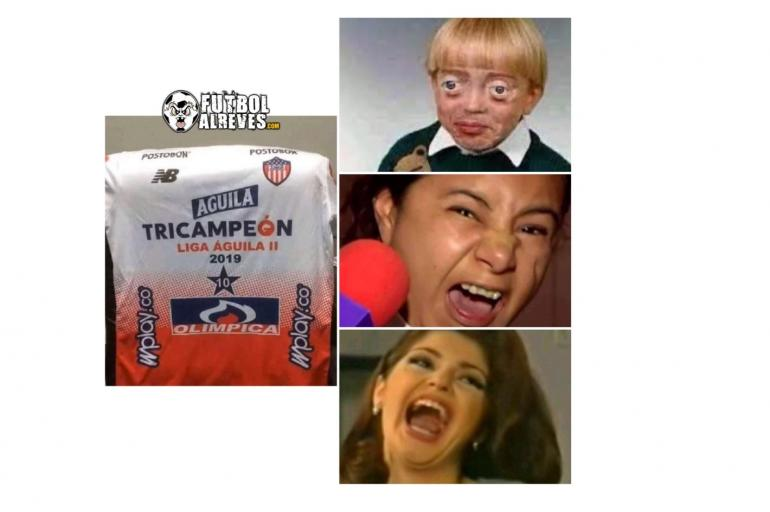 Meme Atlético Junior