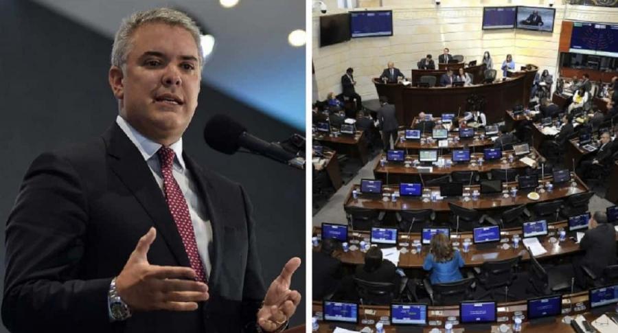 Presidente Iván Duque / Congreso de Colombia