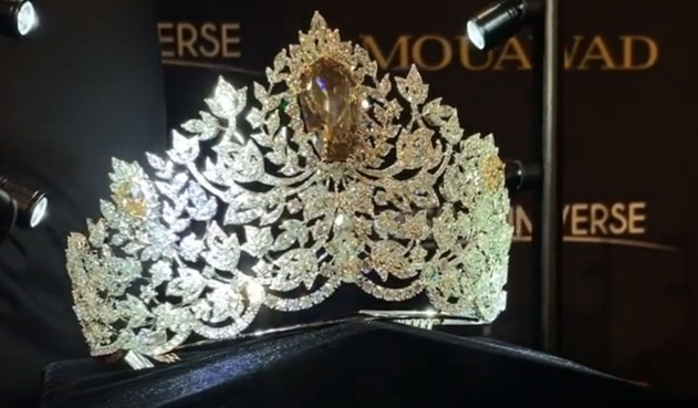 Corona Miss Universo