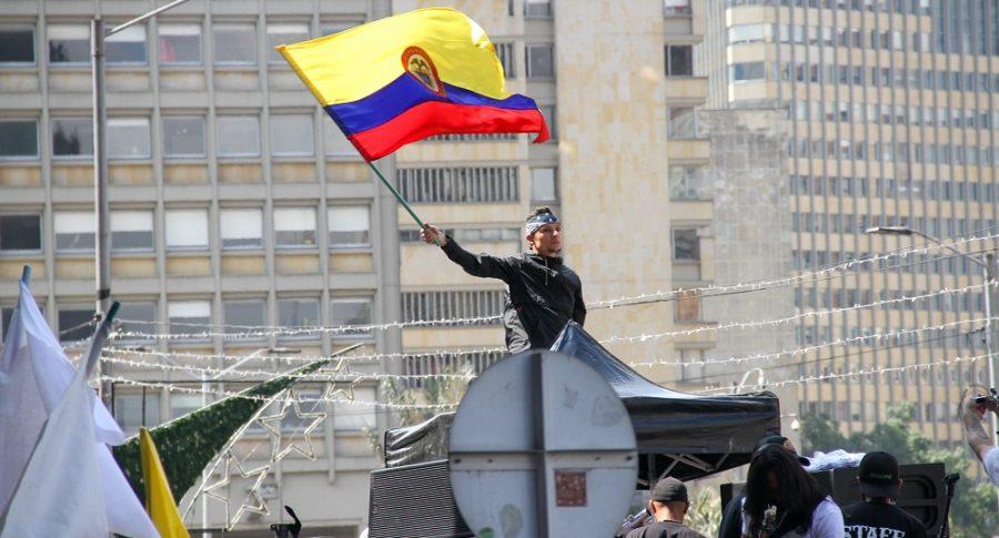 'Un canto x Colombia'