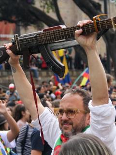 [Galería] Estas son las mejores postales que dejó 'Un canto x Colombia' en Bogotá