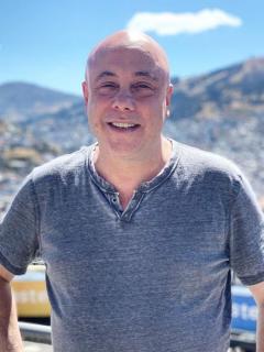 """""""¡Ya no hay panza!"""": Jorge Rausch muestra cómo luce luego de bajar casi 15 kilos"""