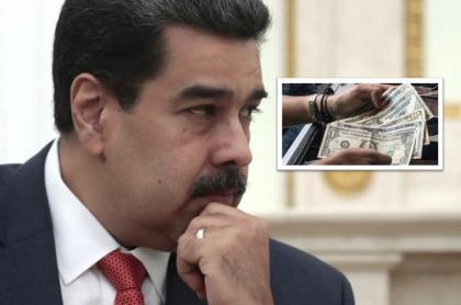 Maduro y la dolarización en Venezuela