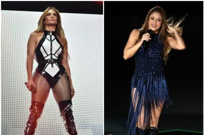 Jennifer Lopez / Shakira