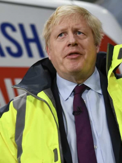 Premier británico predice 'baby boom' después de 'brexit', acudiendo a ejemplo falso