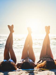 Exponer el ano al sol, una tendencia que se viraliza, pero podría ser dañina