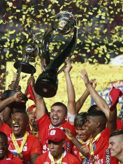 RCN se despidió del fútbol colombiano con alto 'rating' del título del América